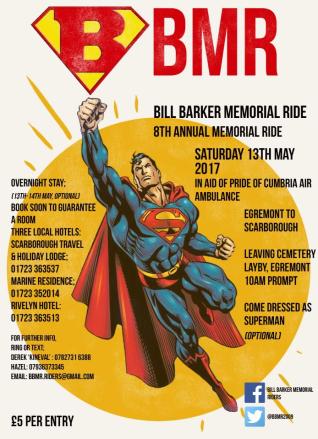 Bill Barker memorial